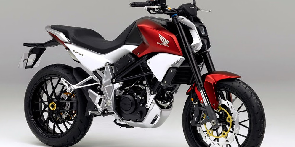 Honda SFA 150 Streetfighter
