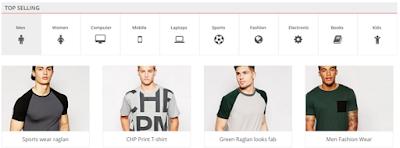 Template blogspot bán hàng nổi bật cuối năm 2015