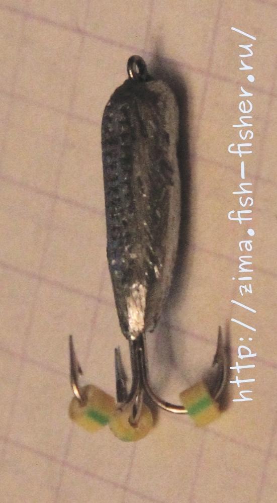 Мормышка-чертик своими руками