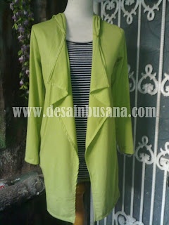 Model Outer Cardigan