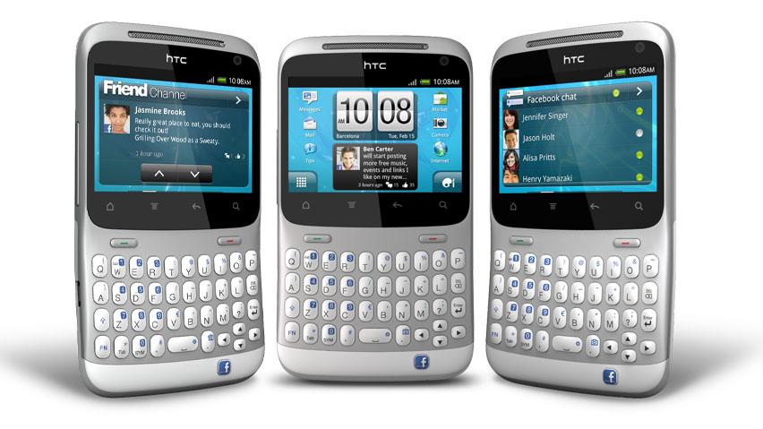 Harga HTC ChaCha Spesifikasi HP - Harga HP Terbaru 2013