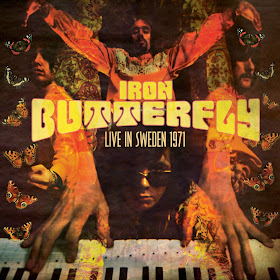 Iron Butterfly's Live In Sweden 1971