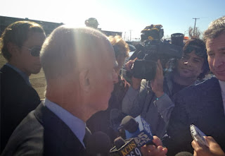 "Gov Jerry Brown On LAX Shooting: ""These Tragedies Happen"""