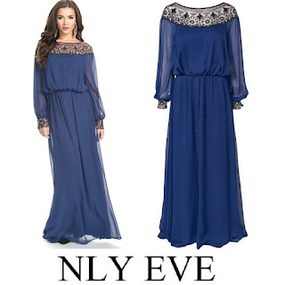Hellqvist Style NLY Eve Maxi Dress