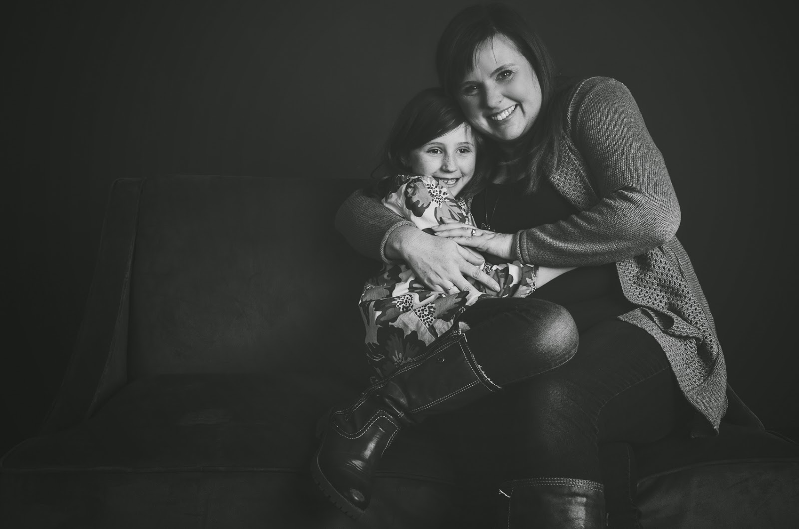high end portraits at a boutique photography studio in indianapolis, formal portraits