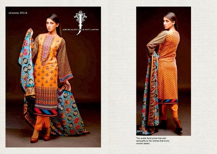 Jubilee Lawn in Chunri Collection