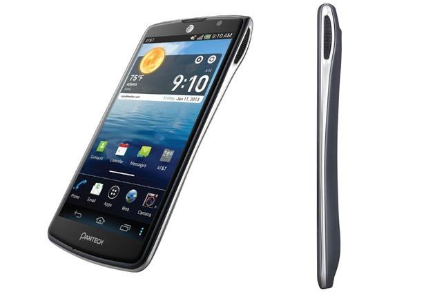 Pantech Discover - curiosidedes - smartphones