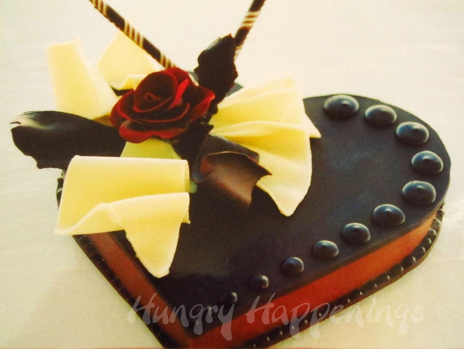 heart shaped chocolate box design- valentine u0026 39 s day desserts