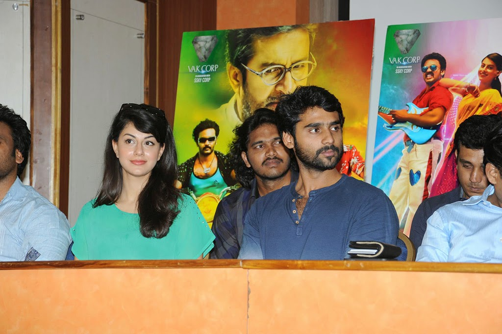 Billa Ranga movie press meet gallery-HQ-Photo-9
