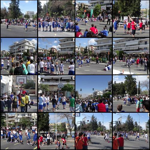 EOK | Τουρνουά 3Χ3: Στο Ελληνικό-Αργυρούπολη