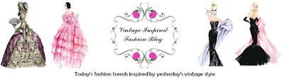 Vintage Inspired Fashion Blog
