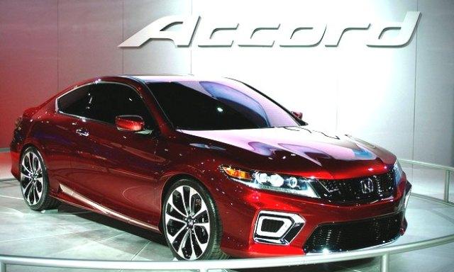 Mobil Honda Accord 2016