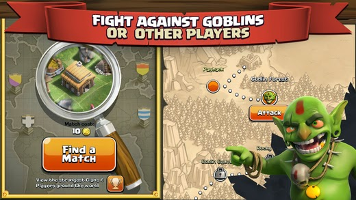screenshot 3 Clash of Clans v6.186.1 1