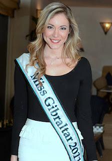 Miss Gibraltar 2011