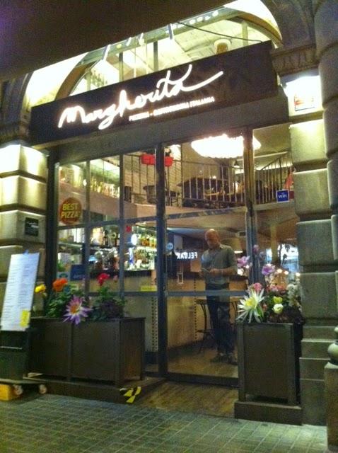 Margherita-restaurant