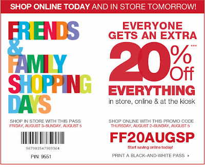 Kohls printable coupons 2014