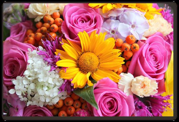 Flori bune pentru ten