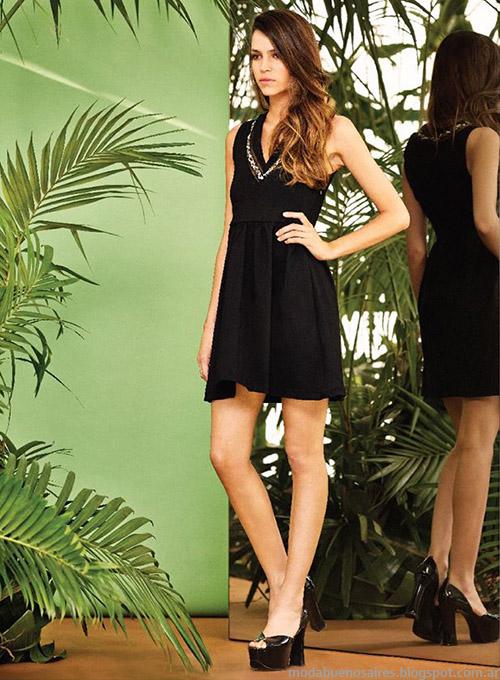 Naima vestidos primavera verano 2015.