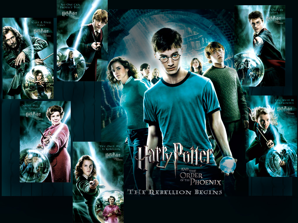 Harry potter me nuraini latifa for Order wallpaper