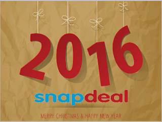 Shope Gold Mine at Snapdeal Throughout Christmas and New Year
