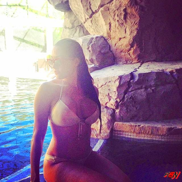 Sexy Bikini Photo of Nikki Bella.