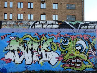 graffiti a liege