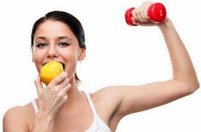 buah yang dapat membuat tubuh bertenaga