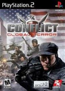 Conflict: Global Terror – PS2