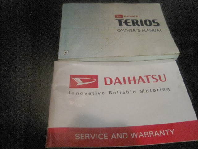 Used cars for sale in Cape Town - 2011 Daihatsu Terios