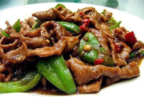 Resep membuat Ayam paprika pedas nikmat
