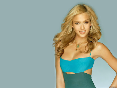 Jessica Alba Sexy Wallpaper