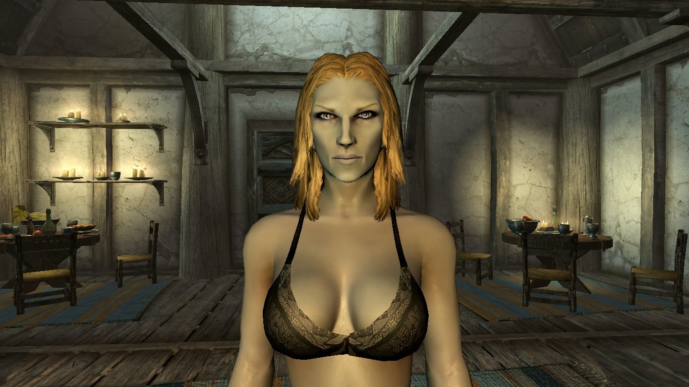 Caliente Female Body Mod Skyrim