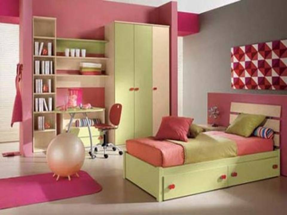 Fresh modern kids bedroom designs for Children bedroom designs girls