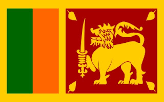 nation flag sri lanka