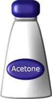 Acetone for Removing Polish