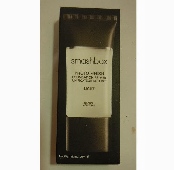 smashbox photo finish primer light review tartan bones. Black Bedroom Furniture Sets. Home Design Ideas