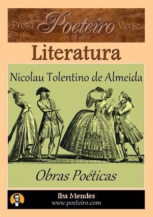 Nicolau Tolentino de Almeida - poemas em pdf grátis