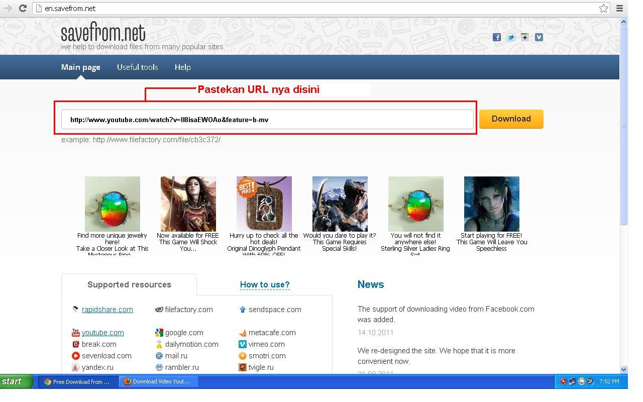 Image Result For Cara Download Video Youtube Tanpa Idm Dan Dengan Idm