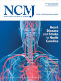 NORTH CAROLINA MEDICAL JOURNAL