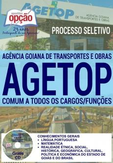 Apostila Concurso AGETOP 2016 (ATUALIZADA)
