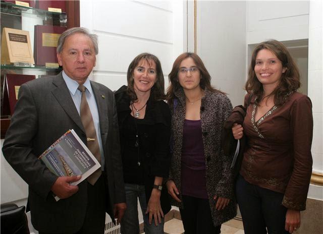Colegas del Htal. Británico de la Rep. Oriental del Uruguay
