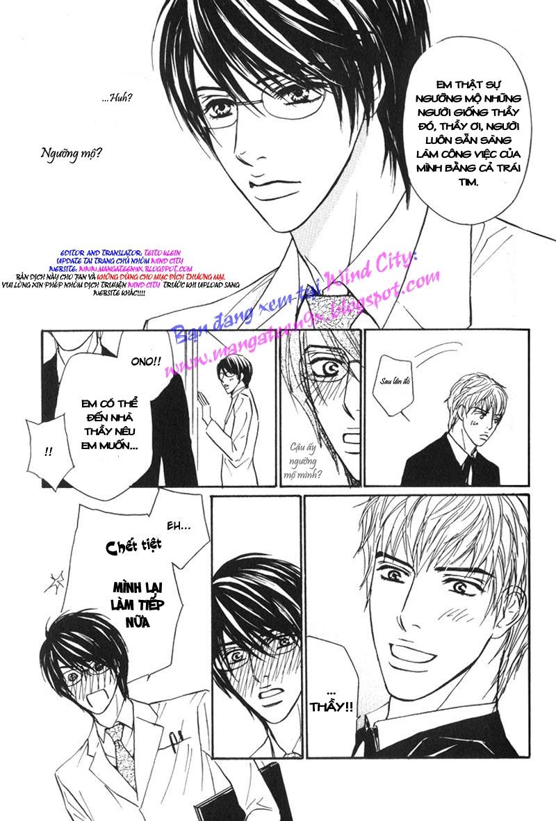 Teacher, I can't understand Chap 2 - Trang 19