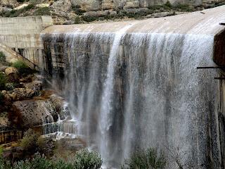 Represa de Margalef