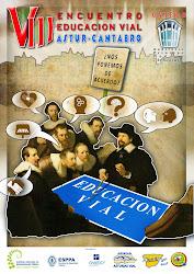 VIII Encuentro Astur - Cántabro, Educación Vial.