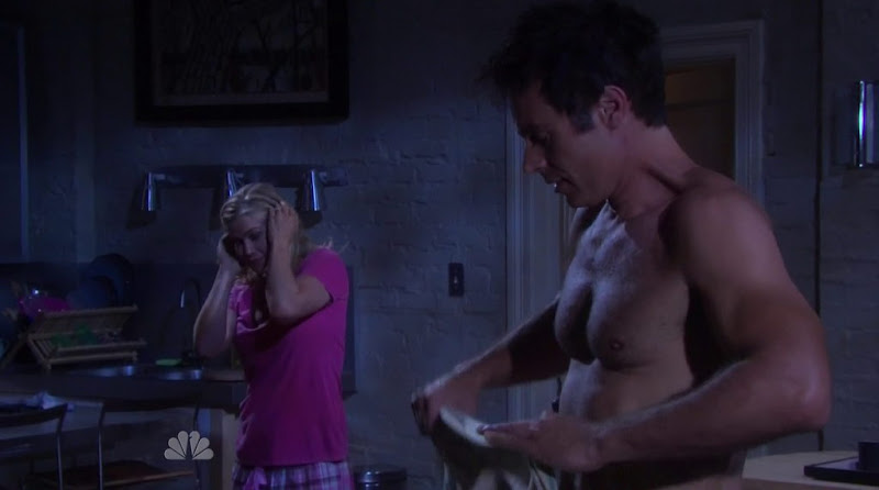 Patrick Muldoon Shirtless in Days of Our Lives 20111024