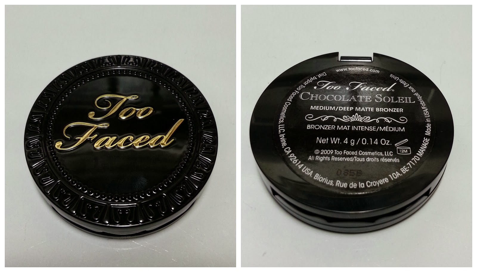 MissCaseyB's Beauty Blog: Too Faced Chocolate Soleil Medium/Deep ...