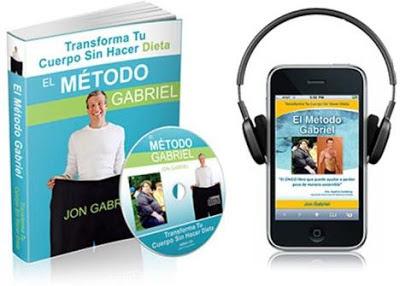 el metodo gabriel libro audiolibro El Método Gabriel [Libro + Audiolibro]