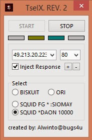 Inject Telkomsel Squid Dan Ori Sepia New