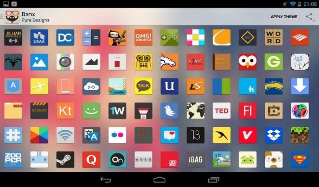 Banx android apk - Screenshoot