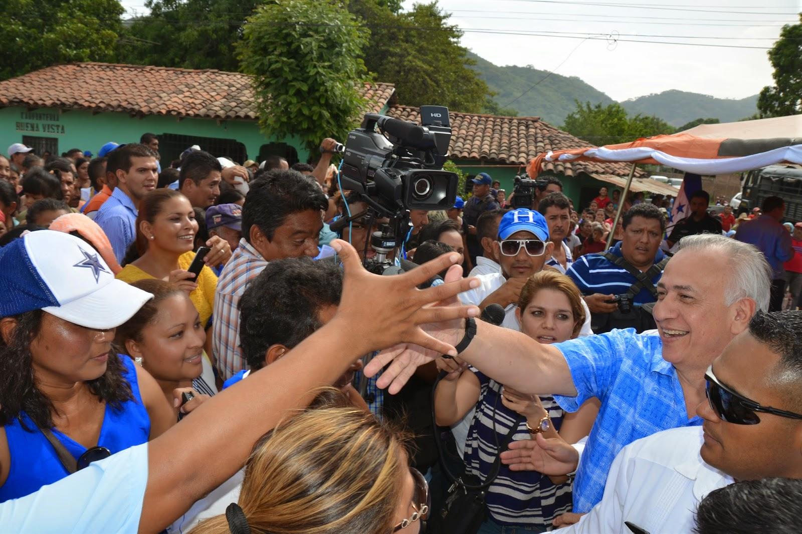 Presidente del CN reafirma compromiso de impulsar el desarrollo de la zona sur del país